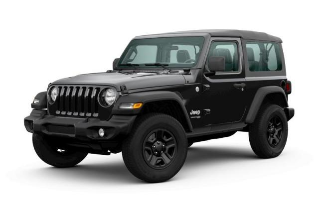 New 2020 Jeep Wrangler Sport SUV for sale near Toronto, ON