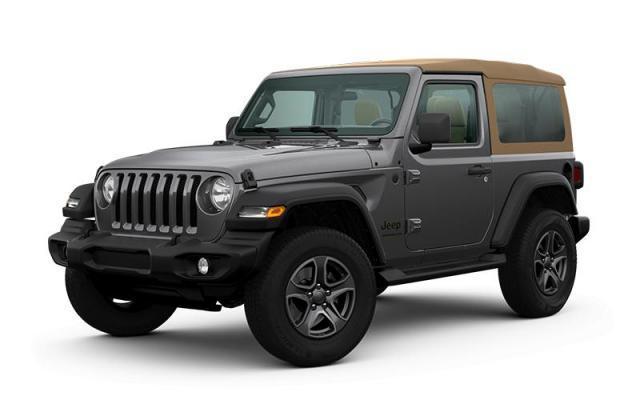 2020 Jeep Wrangler Black and Tan Edition SUV