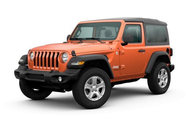 2020 Jeep Wrangler Sport S SUV