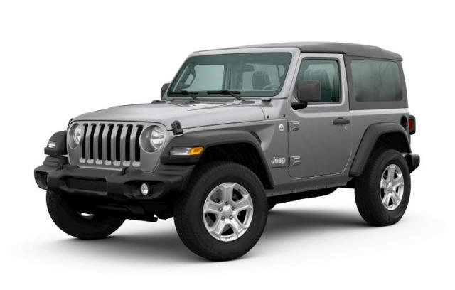 New 2020 Jeep Wrangler Sport S SUV for sale in Victoria BC at Wille Dodge Chrysler Ltd.