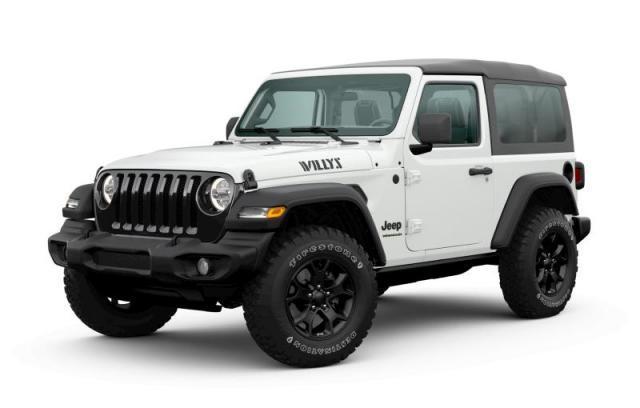 2020 Jeep Wrangler Willys Edition VUS