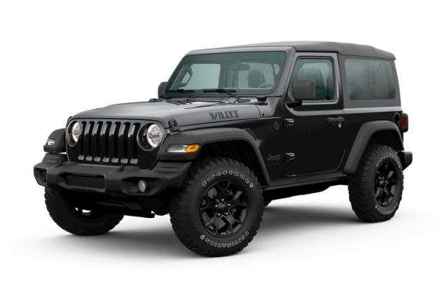 2020 Jeep Wrangler Willys Edition VUS