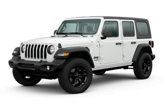 2020 Jeep Wrangler Unlimited Sport Altitude VUS
