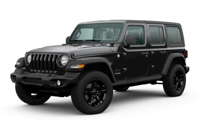 2020 Jeep Wrangler Unlimited Sport Altitude SUV