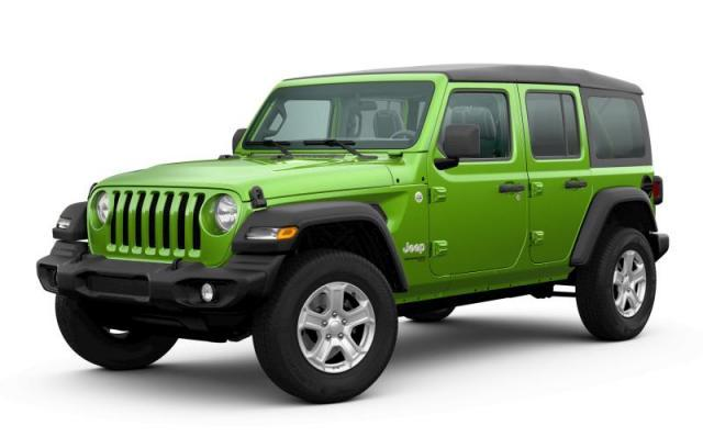 2020 Jeep Wrangler Unlimited Sport S SUV