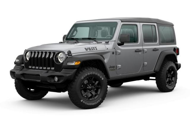 2020 Jeep Wrangler Unlimited Willys Edition SUV