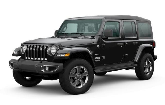 2020 Jeep Wrangler Unlimited Sahara 4x4