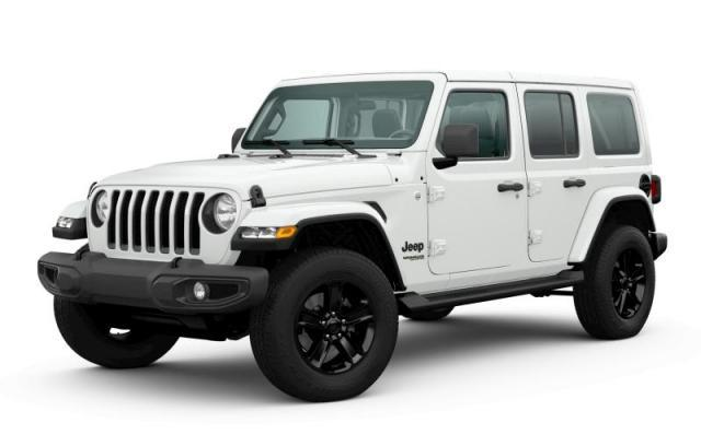 2020 Jeep Wrangler Unlimited Sahara Altitude VUS
