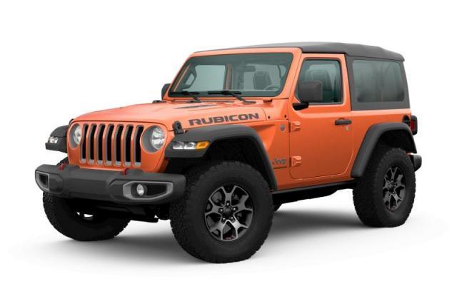 2020 Jeep Wrangler RUBICON 4X4 VUS