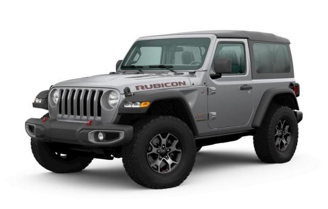 2020 Jeep Wrangler Rubicon VUS