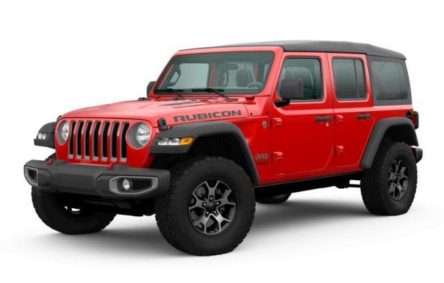 2020 Jeep Wrangler Unlimited Rubicon SUV