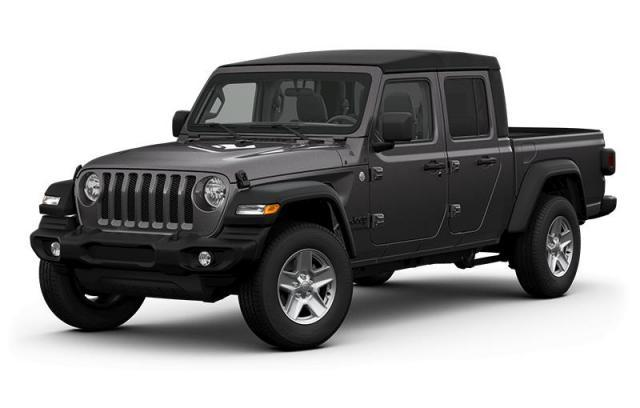 2020 Jeep Gladiator Sport S Camion cabine Crew