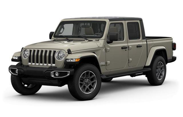 2020 Jeep Gladiator Overland==EDITION NORTH Camion cabine Crew
