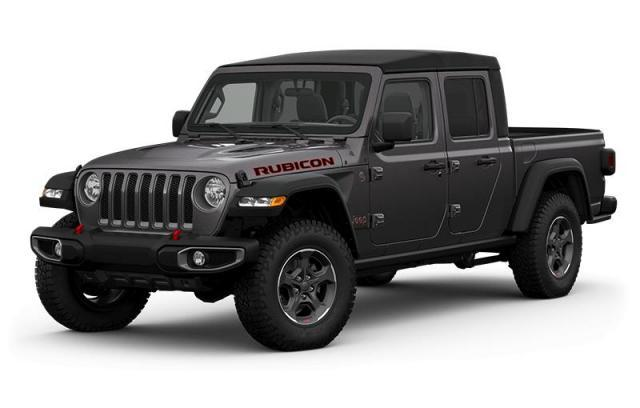 2020 Jeep Gladiator Rubicon 4X4 HeatSeat/Wheel*BackUpCam*AppleAndroid Truck Crew Cab