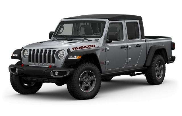 2020 Jeep Gladiator Rubicon Rubicon 4x4