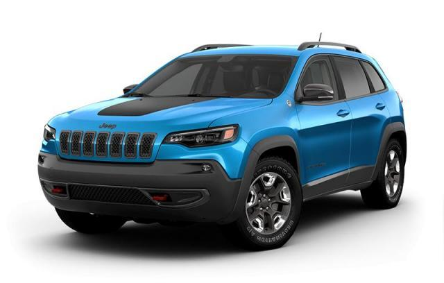 2020 Jeep Cherokee Trailhawk Elite 4x4
