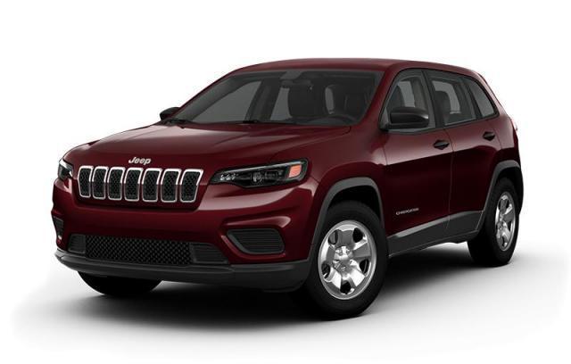 2020 Jeep Cherokee Sport