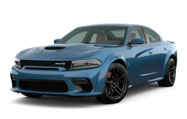 2020 Dodge Charger SRT Hellcat Sedan
