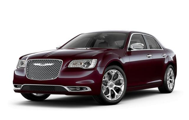 2020 Chrysler 300 C Sedan