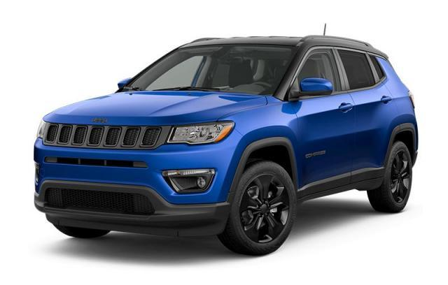 2020 Jeep Compass Altitude 4x4 – Cold Weather
