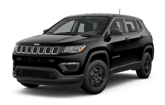 2020 Jeep Compass Sport SUV