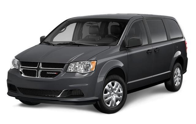 2020 Dodge Grand Caravan SE SE 2WD