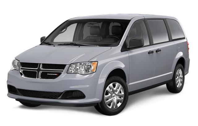 2020 Dodge Grand Caravan Canada Value Package