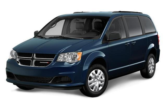 2020 Dodge Grand Caravan SXT Van