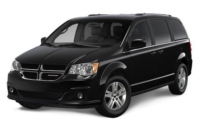 2020 Dodge Grand Caravan Crew Mini-Fourgonnette