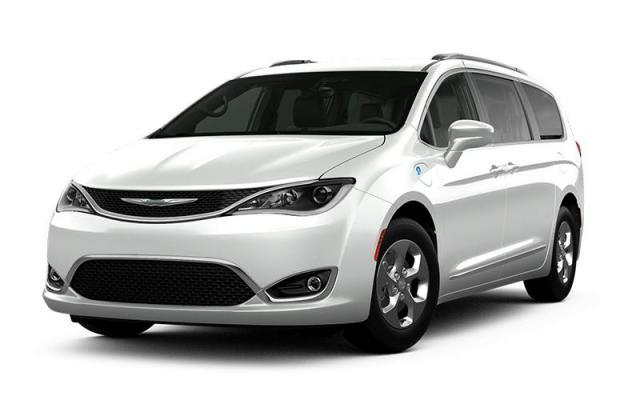 2020 Chrysler Pacifica Hybrid Touring-L Van