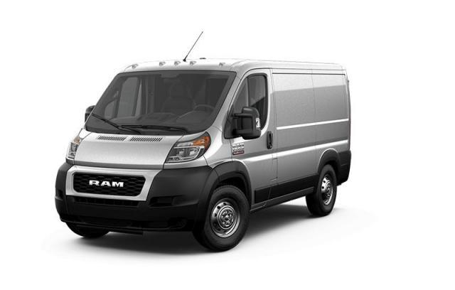 2020 Ram ProMaster 1500 Low Roof 118 in. WB Van Cargo Van