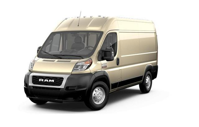 2020 Ram ProMaster 2500 High Roof 136 in. WB Van Cargo Van