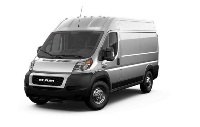 2020 Ram Promaster 2500 High Roof 136 in. WB Cargo Van 136 in. WB