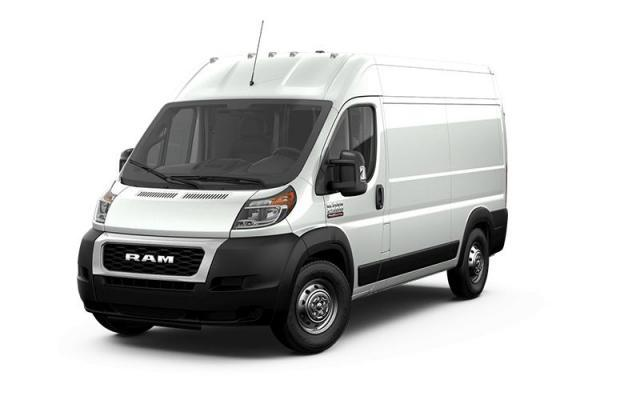 New 2020 Ram ProMaster 2500 High Roof 136 in. WB Van Cargo for sale in Ingersoll, ON