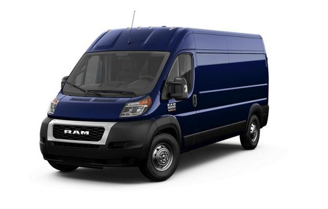 2020 Ram ProMaster 2500 High Roof 159 in. WB Van Cargo Van