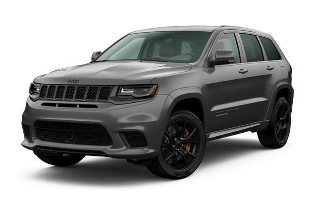 2020 Jeep Grand Cherokee Trackhawk - Employee Pricing Trackhawk 4x4