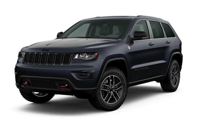 2020 Jeep Grand Cherokee Trailhawk VUS