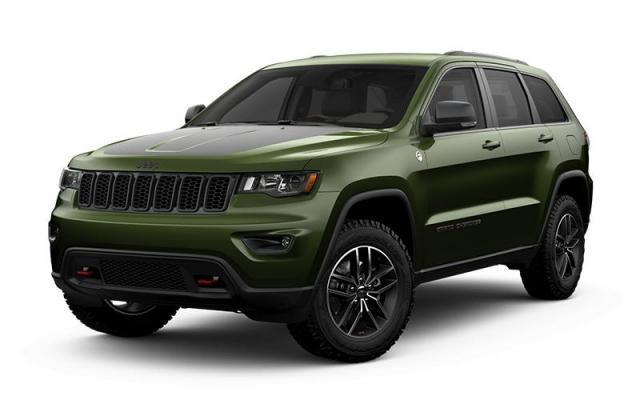 2020 Jeep Grand Cherokee Trailhawk SUV