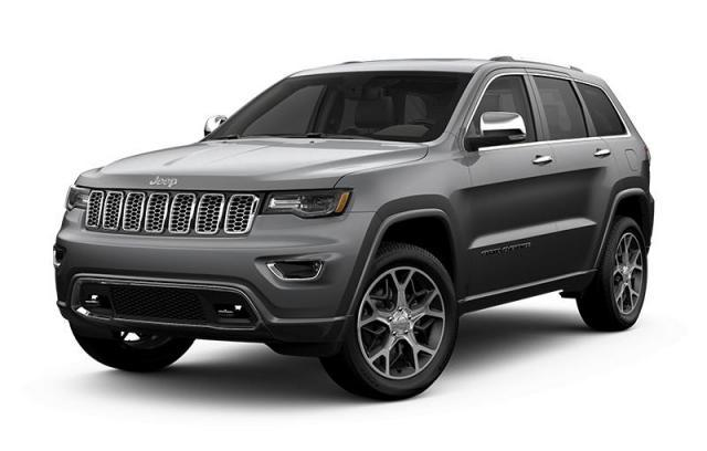 2020 Jeep Grand Cherokee Overland – ProTech Group