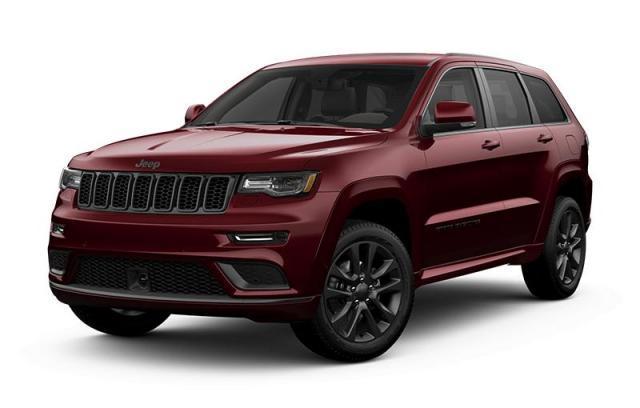 2020 Jeep Grand Cherokee High Altitude VUS