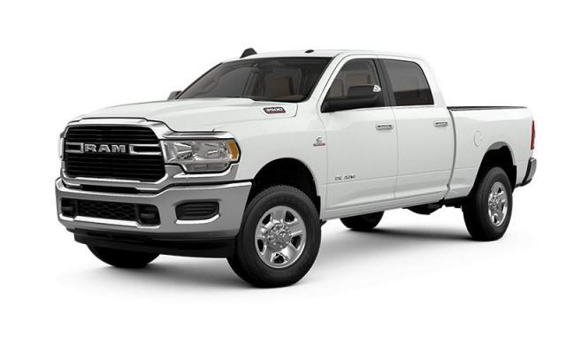 New 2021 Ram 3500 Big Horn Truck Crew Cab for Sale in Edson