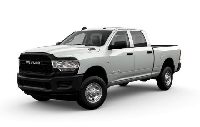 New 2021 Ram 2500 Tradesman Truck Crew Cab for Sale in Edson