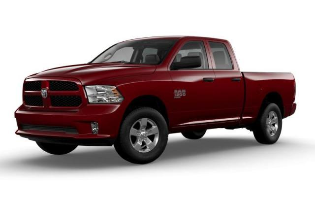 New 2021 Ram 1500 Classic Express Truck Quad Cab for Sale in Edson