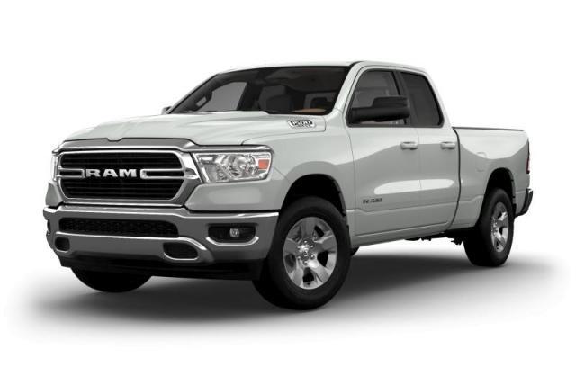 2021 Ram 1500 Big Horn Truck Quad Cab