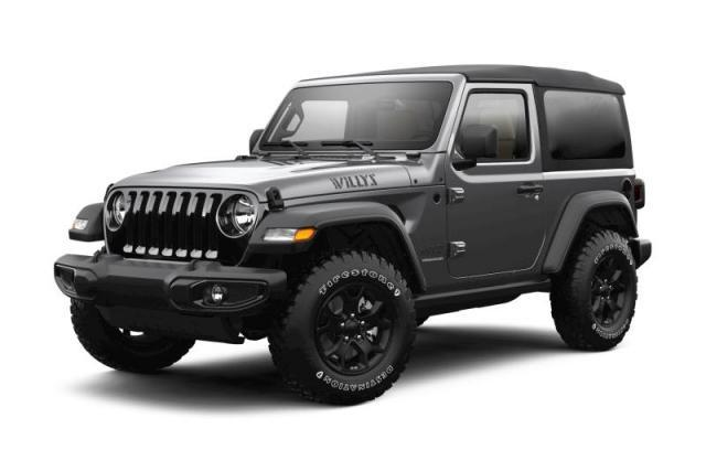 2021 Jeep Wrangler Willys Sport SUV