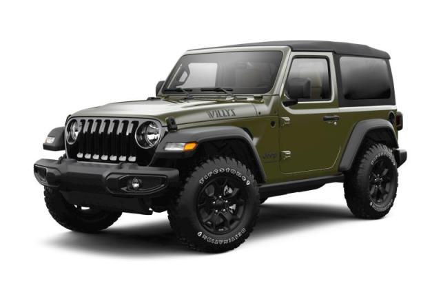 2021 Jeep Wrangler Willys Sport SUV