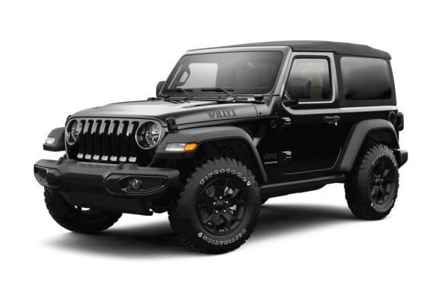 2021 Jeep Wrangler Willys Sport VUS