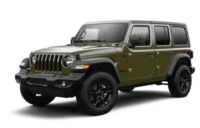 2021 Jeep Wrangler Unlimited Sport Altitude SUV
