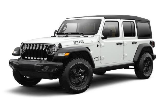 2021 Jeep Wrangler Unlimited Sport Altitude SUV