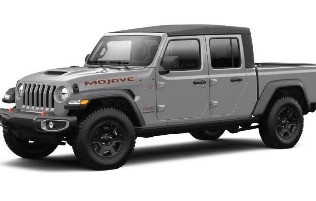 2021 Jeep Gladiator Mojave Camion cabine Crew